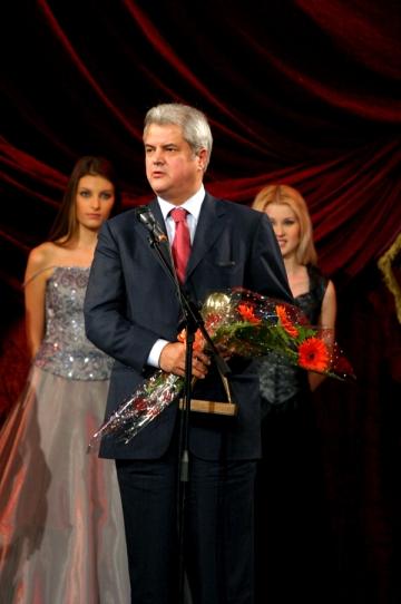 Adrian Nastase si Regele Mihai, alaturare socanta la Superlativele VIP 2003