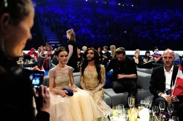 Conchita Wurst si-a implinit visul: a participat si... a castigat ESC 2014