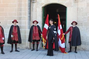 Ramona Badescu, ridicata in grad de Dama di Commenda de Principele de Malta