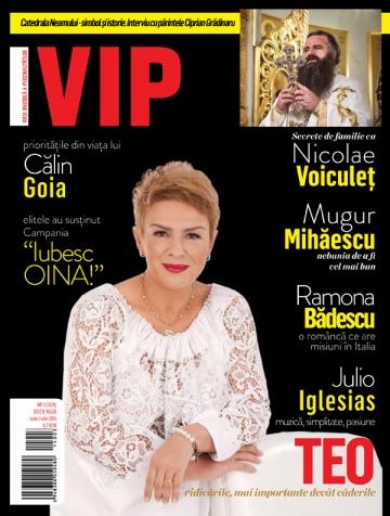 A aparut pe piata noul numar al revistei VIP