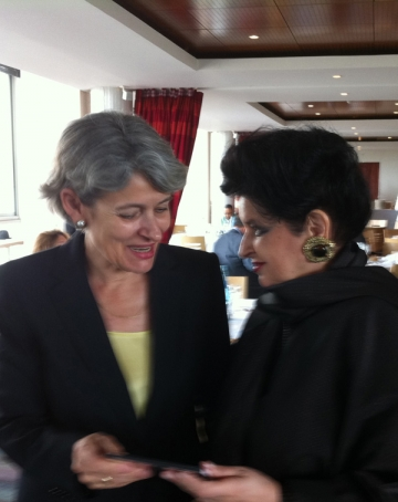Mariana Nicolesco: Darclee obtine Inaltul Patronaj UNESCO