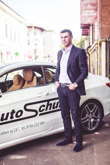 Mihai Leu, disciplina ca regula in trafic si-n afaceri