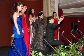 Master Class 2014, omagiu lui Darclée, Herlea, Gluck, Jommelli, Meyerbeer