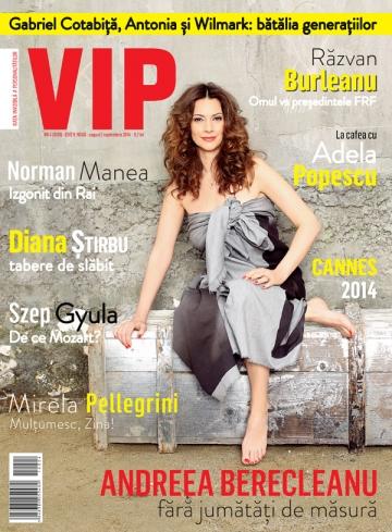A aparut  Nr. 4 al revistei VIP