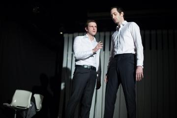 Radu Iacoban si Tudor Aaron Istodor, premiati la Undercloud 2014