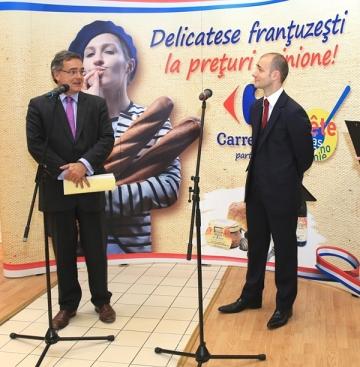 Sarbatoarea Gastronomiei, proiect dezvoltat de Ambasada Frantei in Romania