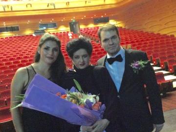 Mariana Nicolesco aplauda succesul fabulos al artistilor romani in China
