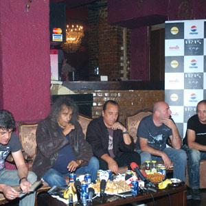 Iris canta maine la Cluj Napoca
