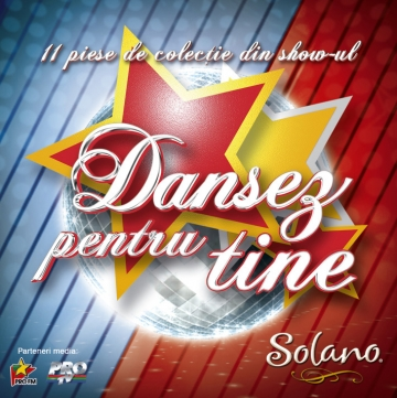 """Dansez pentru tine"" pe CD"